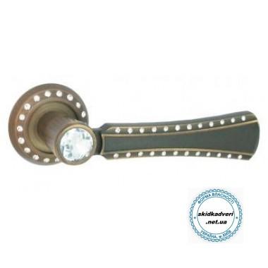 Ручка дверная USK Diamond (Br) 73174 описание, отзывы, характеристики
