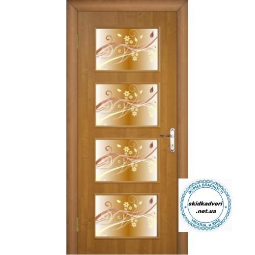 двери межкомнатные шпон недорого